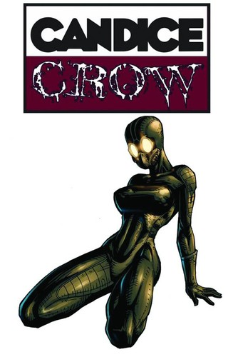 Candice Crow Graphic Novel