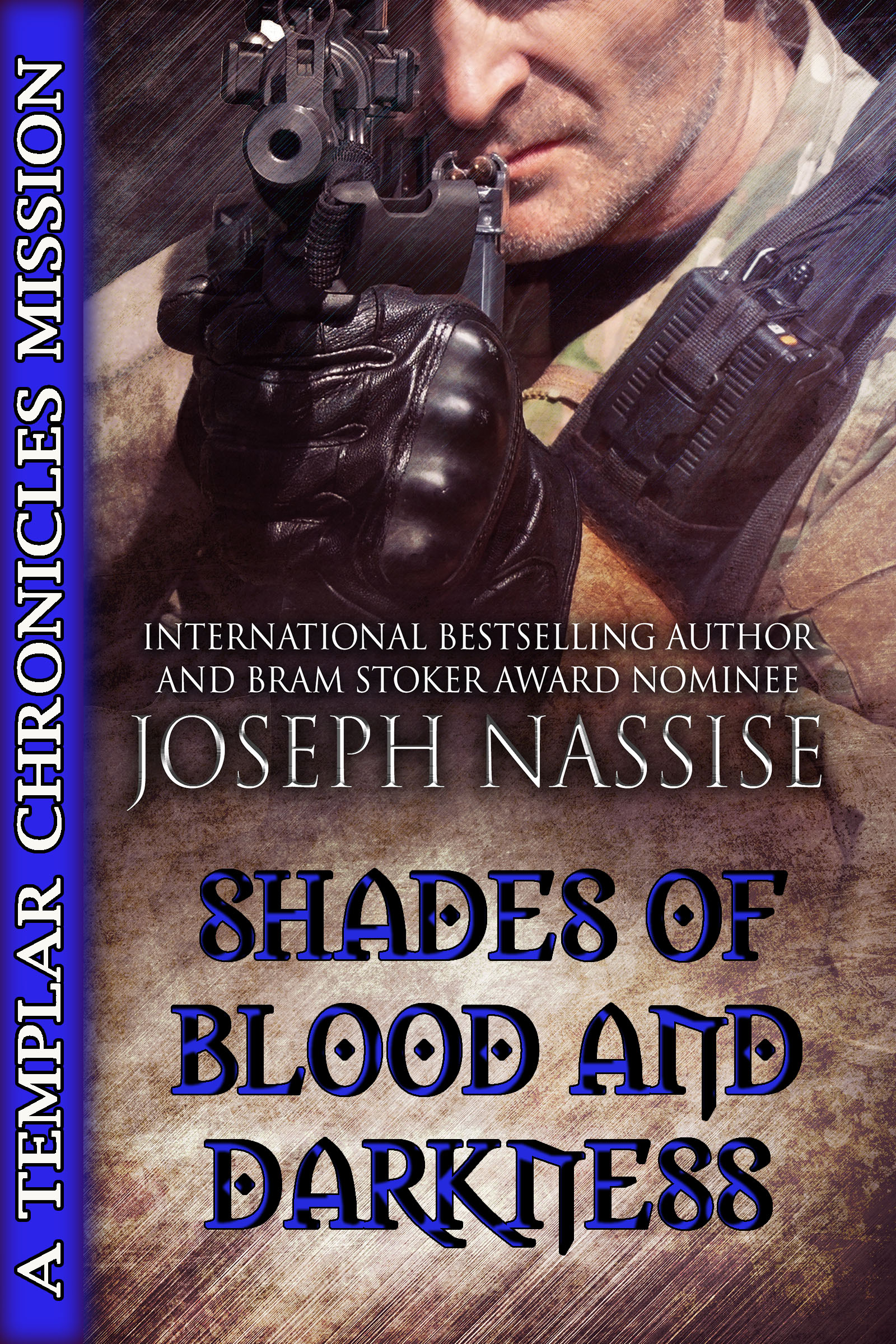 Shades of Blood and Darkness