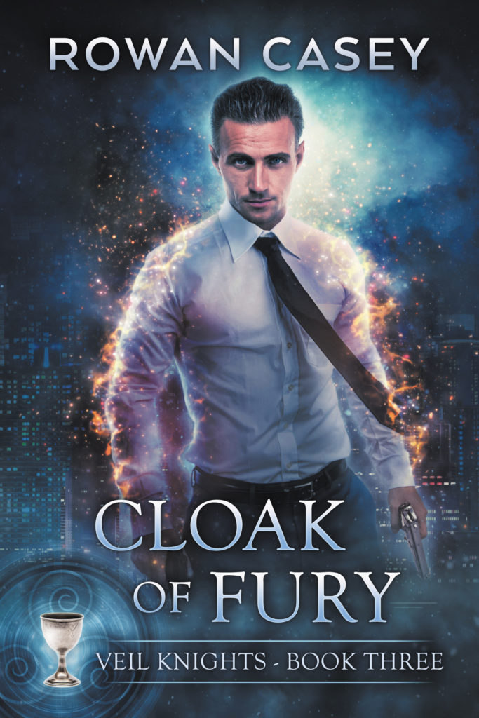 Book Cover: Cloak of Fury