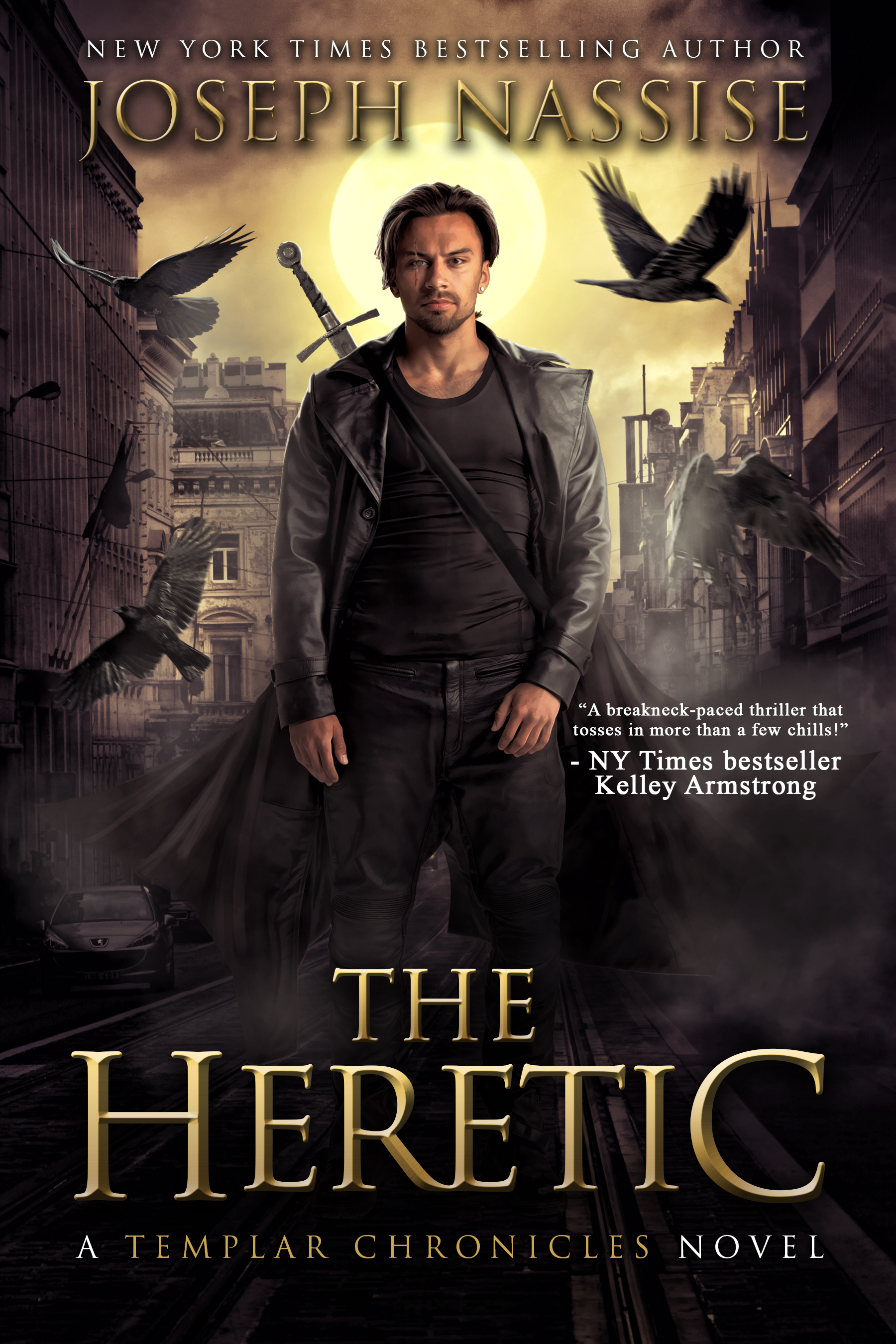 The Heretic Cycle: Hunted